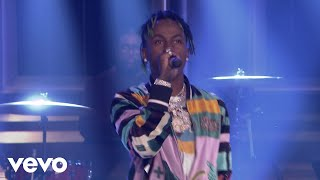 Rich The Kid - Plug Walk (Live On The Tonight Show Starring Jimmy Fallon, US / 2018)