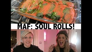 Morning after Fill: SOUL ROLLS !!!
