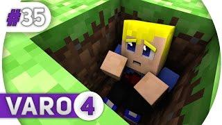 Spark auf der Flucht! - Minecraft VARO 4 Ep. 35 | VeniCraft | #ZickZack