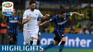 Inter - Fiorentina 1-4 - Highlights - Matchday 6 - Serie A TIM 2015/16