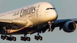 AIRBUS 380 INVASION - A380` s EVERYWHERE !!
