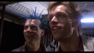 Terminator - Alternate Arrival Scene