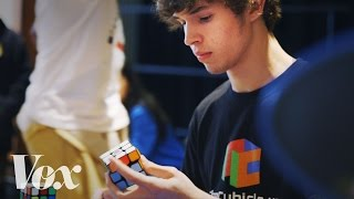 How a 15-year-old solved a Rubik