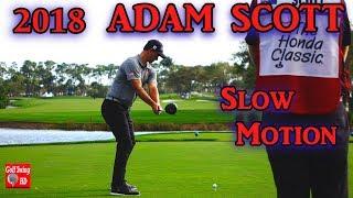 2018 ADAM SCOTT DTL SLOW MOTION DRIVER GOLF SWING 1080 HD
