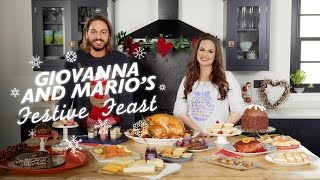 #ad | HAUL: Festive Food with Giovanna Fletcher!