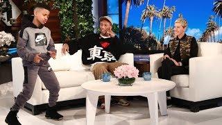 Pharrell Meets Ellen