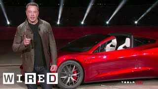 Tesla Unveils New Electric Semi-Truck and Roadster | WIRED