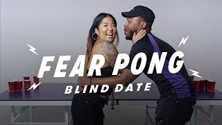 Fear Pong: Blind Dates (Bre & Blake)