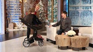 Ashton Kutcher on His New Baby