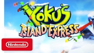 Happy Holidays from Yoku's Island Express - Nintendo Switch
