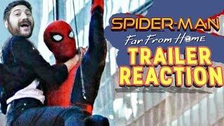Spider-Man: Far From Home Trailer Breakdown - Movie Podcast