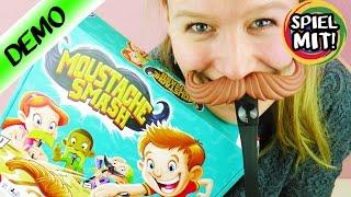 Moustache Smash | Das verrückte Schnurbart-SPIEL | Lustiges Spiel für Kinder | Spiel mit mir
