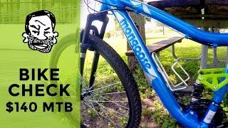 Are Walmart mountain bikes safe?