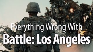 Everything Wrong With Battle Los Angeles In 18 Minutes Or Less