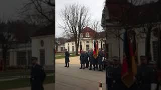 Öffentlicher Empfang zur Rückkehr der Gebirgsjägerbrigade 23 in Bad Reichenhall