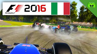 IN DIE ZANGE GENOMMEN   Italien 1/2 🎮 F1 2016 #83