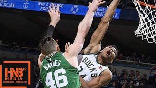 Boston Celtics vs Milwaukee Bucks Full Game Highlights / Game 3 / 2018 NBA Playoffs