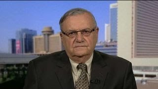 Joe Arpaio announces Senate run in Arizona