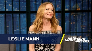 Seth Auditions to Be Leslie Mann and Judd Apatow