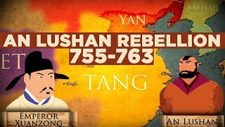 An Lushan Rebellion - One of the Bloodiest Conflicts in History