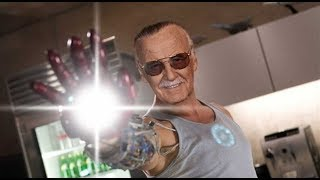 All Stan Lee Cameos (2008-2017).