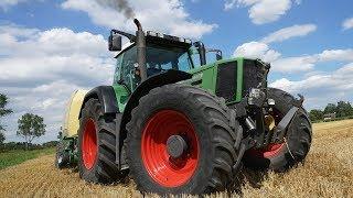 Lohnunternehmen Strobl Agrar: Erdtransport und Agrardienste - Teil 2