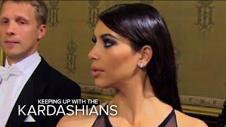 KUWTK   Racist Jokester Ruins Opera Ball for Kim Kardashian   E!