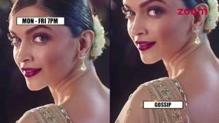 Did Deepika Padukone Erase Her RK Tatoo? | Bollywood News