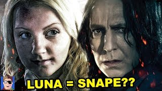 Why Luna Is Actually Snape | Harry Potter Explained