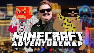 Minecraft Adventure Map Las Vegas Special