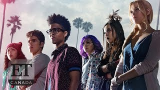Marvel's 'Runaways' Cast Talk Real-Life Teen Drama