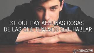 Shawn Mendes | Never Be Alone | Traduccion Español