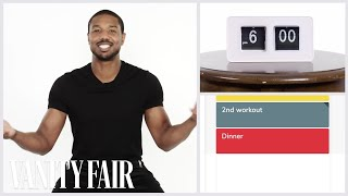 Everything Michael B. Jordan Does in a Day | Vanity Fair