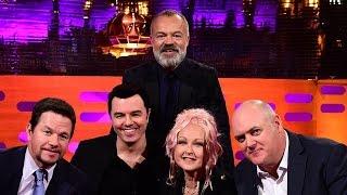Mark Wahlberg and Seth MacFarlane sing Thunder Buddies - The Graham Norton Show: Episode 10 - BBC