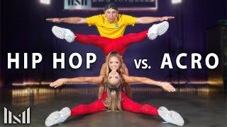 R.I.P. - Sofia Reyes ft Rita Ora & Anitta   ACRO DANCE Challenge ft Rybka Twins