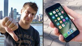5 Dinge, die wir am iPhone 7 HASSEN! - felixba