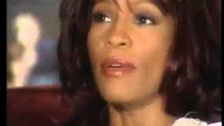Whitney Houston Diane Sawyer Interview