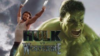 Hulk VS Wolverine Epic Battle Trailer (Fan Made)