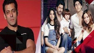Salman Khan Made Vivek Feel Uncomfortable | Shah Rukh Khan