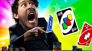 WADE LITERALLY EXPLODES IN RAGE | UNO