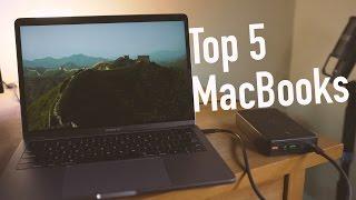 My Top 5 (2016) Essential MacBook Pro Accesories!