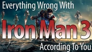 Everything Wrong With Iron Man 3 According To Our Viewers