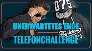 UNERWARTETES ENDE   Telefon challenge mit