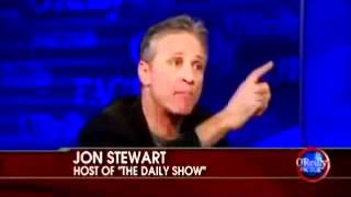 Jon Stewart Exposes Bill O