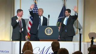 Trump demands do-or-die Friday vote on healthcare plan