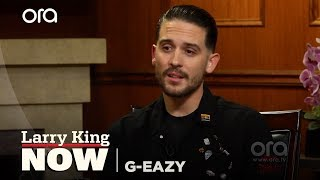 G-Eazy: Eminem is the greatest, but don