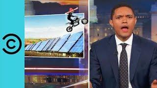 Trump Reveals His Bright Idea | The Daily Show