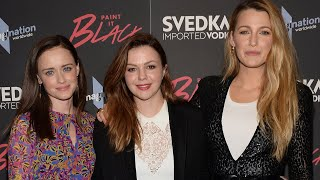 Blake Lively Hilarious Edits America Ferrera Into a