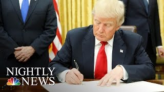 Revised Donald Trump Travel Ban: Inside New Immigration Executive Order | NBC Nightly News