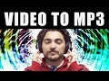 How To Convert Video To Mp3 -- Free Vide...mp3